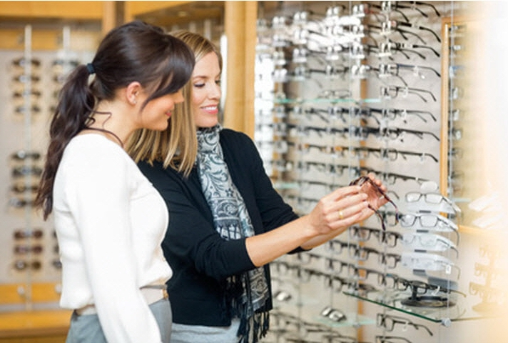 Woodlands eye exams